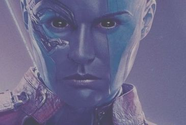 Guardians of the Galaxy: Karen Gillan talks Nebula