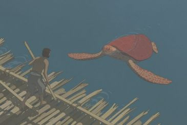The first Line (The Turtle in Red with Studio Ghibli) has closed