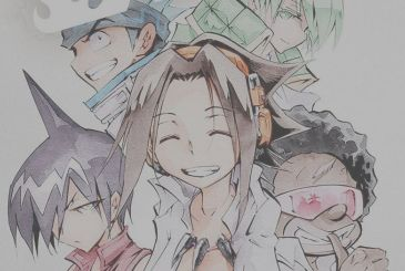 Shaman King: taking The Super Star, and the debut of the new manga Marco's