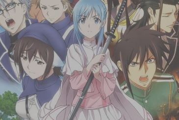 Plunderer, the visual of the second part of the anime