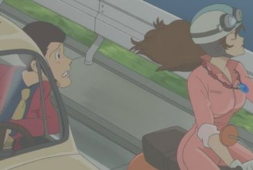 Lupin III and the elusiveness of the fog on Italy 2