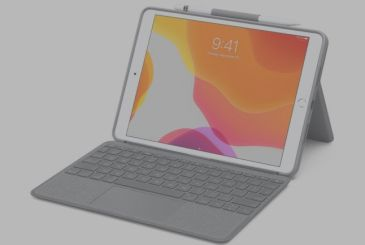 Logitech announces the new housing with keyboard and trackpad for the iPad and iPad Air