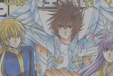 The Knights of Zodiac – Saint Seiya: The Lost Canvas, a new special chapter