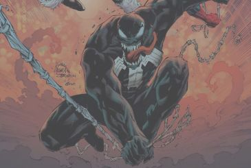 Venom: the preview of the Free Comic Book Day