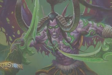 Hearthstone: get the class Demon Hunter