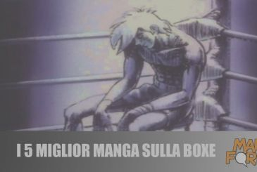 The 5 best manga about Boxing