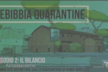 Rebibbia quarantine: the second episode of the animated series of Zerocalcare at the time of the Coronavirus