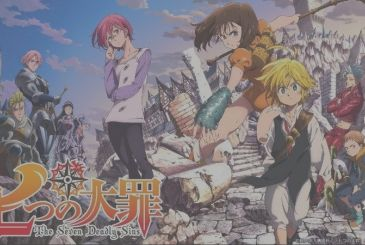 The Seven Deadly Sins, coming to the manga sequel and a new anime
