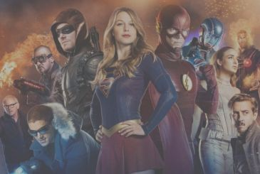 Supergirl 4 and DC's Legends of Tomorrow 4 Italy 1