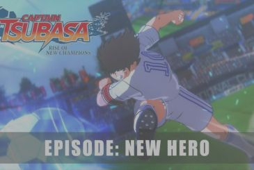 Captain Tsubasa: Rise of New Champions, we will create our player