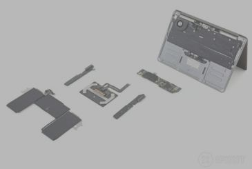 "IFixit: ""The MacBook Air 2020 is more repairable than its predecessor"""