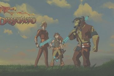 Dragonero: RAI Boys, and Sergio Bonelli begin the production of the series