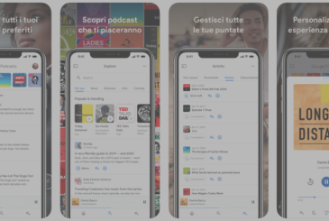 Google Podcast: arrives in the App Store, the application multi-platform to listen to podcasts using your iPhone