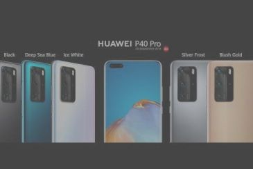 Huawei cala axes with P40, P40 Pro and P40+
