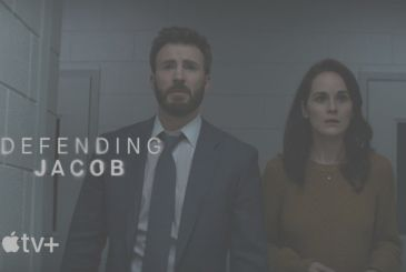 Defending Jacob: series trailer Apple TV+ with Chris Evans