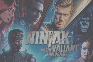 Ninjak vs. the Valiant Universe is available on YouTube