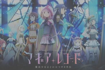 Magic Records – Madoka Magica Side Story, announced the second animated series