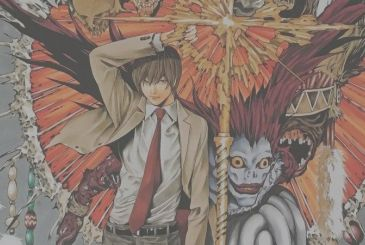Death Note: online a new chapter in the manga