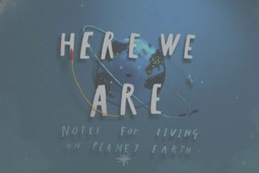 "Apple releases the trailer of ""Here We Are: Notes for Living on Planet Earth"""
