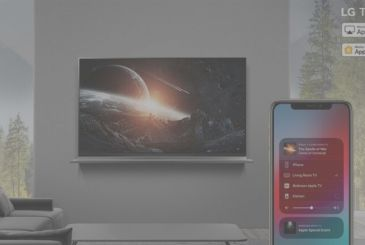 AirPlay 2, and HomeKit will arrive on some LG Smart TVS by 2018 by the end of the year