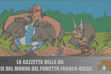 The Journal of the BD – Special Albert Uderzo –