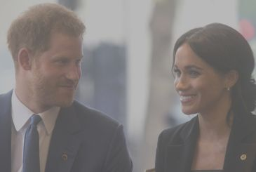 Also Prince Harry is in awe in front of the Queen!