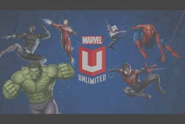 Marvel Unlimited: for FREE for a month, so many comics