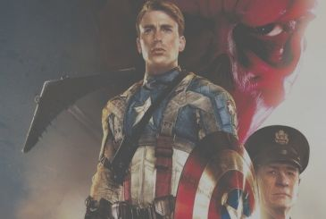 Captain America – The First Avenger on Rai 2