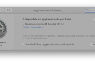 Apple releases an update extra for macOS 10.15.4 that solves several problems