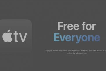 Apple makes it free some content on Apple TV to spend more in a hurry the quarantine