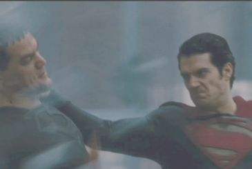 The Man of Steel: Michael Shannon comments on the death of Zod