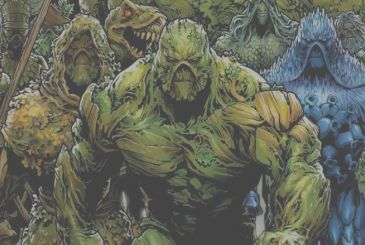 Swamp Thing: a video reveals the Man Floronico