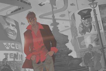Dylan Dog: Oldboy will replace the Maxi Dylan Dog