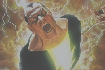 Black Adam: leaked online two scenes of the film