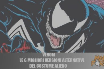 Venom – the 6 best alternative versions of the alien costume