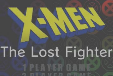 X-Men: the game ever distributed for PlayStation