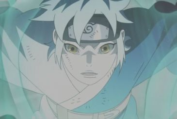 Boruto: securities and advances of the episodes of April and beginning of may 2020