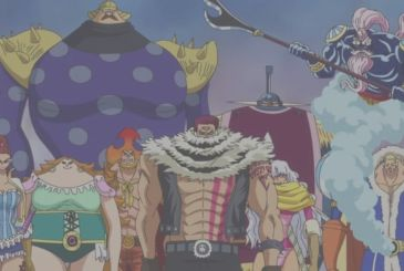 One Piece – Pirate Warriors 4: a pirate Big Mom is added to the roster