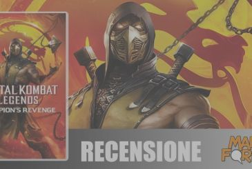 Mortal Kombat Legends: Scorpion''s Revenge | Review