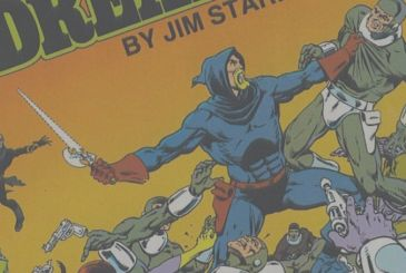 Dreadstar Returns: Jim This goes back to draw his character