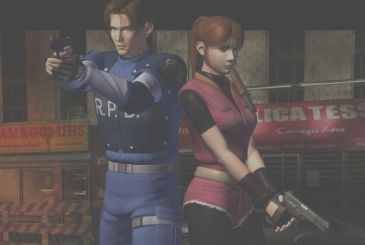 Resident Evil 2: it is off Paul Haddad, voice of Leon