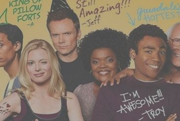 Community: Joel McHale, the film is very likely now