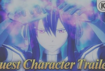 Fairy Tail: the new trailer shows the Guilds