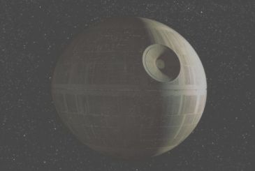 Star Wars: the fans think that NASA will turn the moon into a Death star
