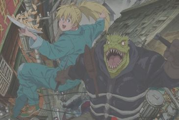 Dorohedoro, the release date of the anime on Netflix