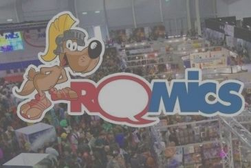Romics 2020: skip the spring edition