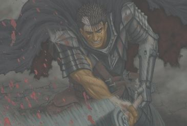 Berserk, the colour table of chapter 360