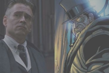 The Batman: Colin Farrell will have implants that will make the Penguin
