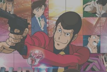 Lupin III vs Detective Conan on Italia 1 and Mediaset Play