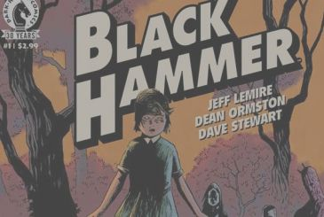 Black Hammer: Jeff Lemire talks about the two new series spin-off